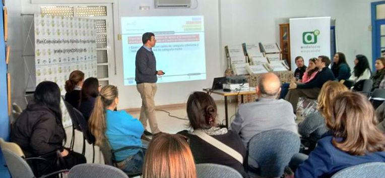 Presentación de programas de emprendimiento